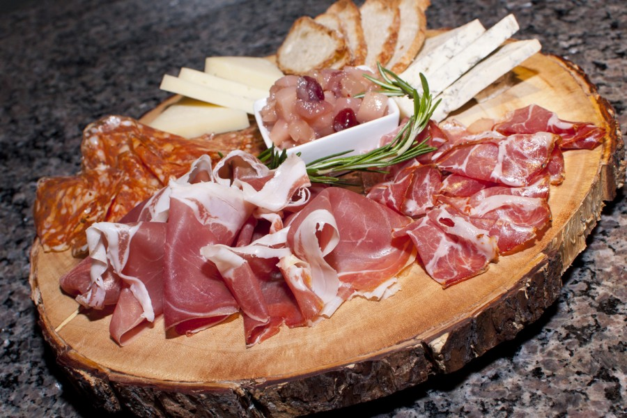 Bella Luce Meats Cheese Battilardo