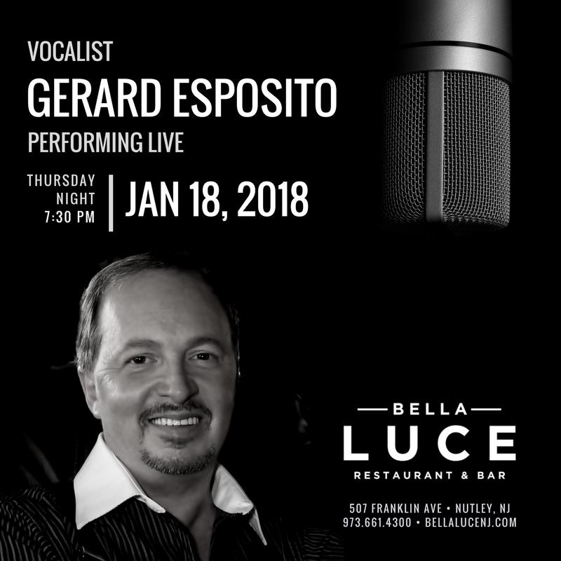 Gerard Esposito January 18th, 2018