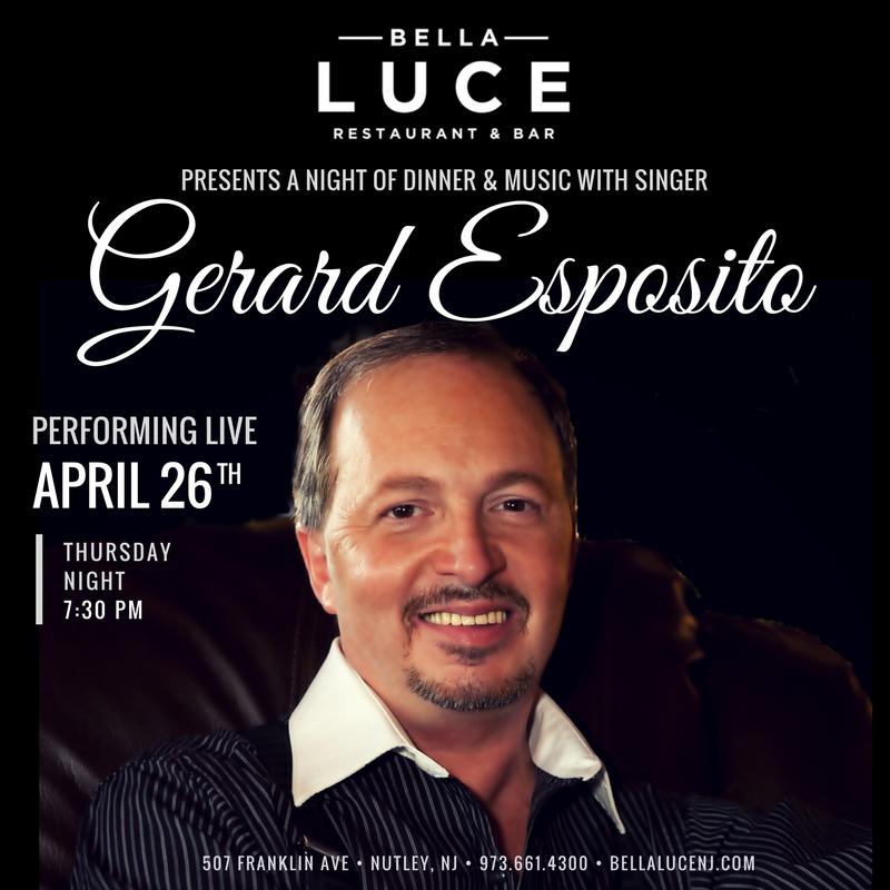 Gerard Esposito - April 26th, 2018