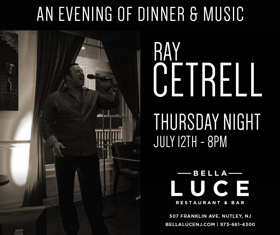 Ray Cetrell July 12th, 2018