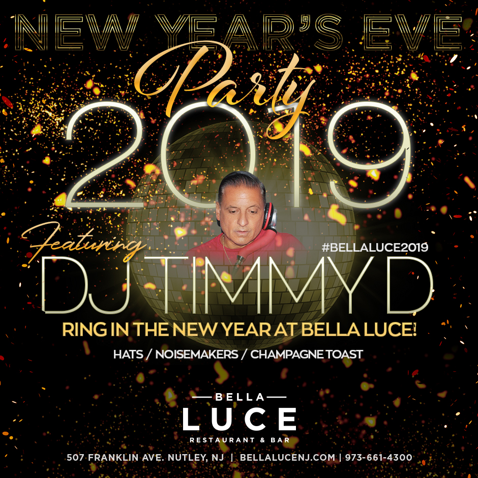 New Year's Eve 2019- DJ Timmy D