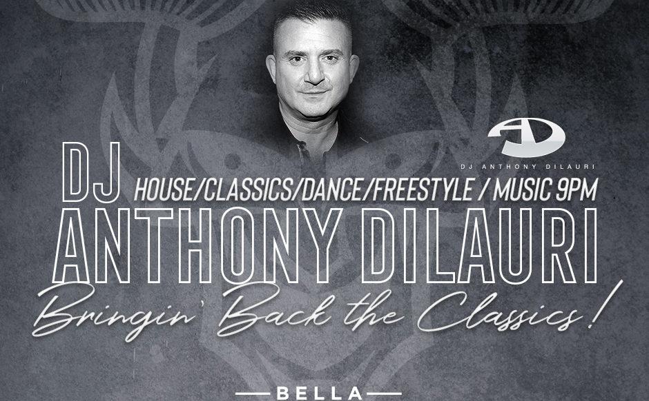 DJ Anthony DiLauri - 12-20-2018