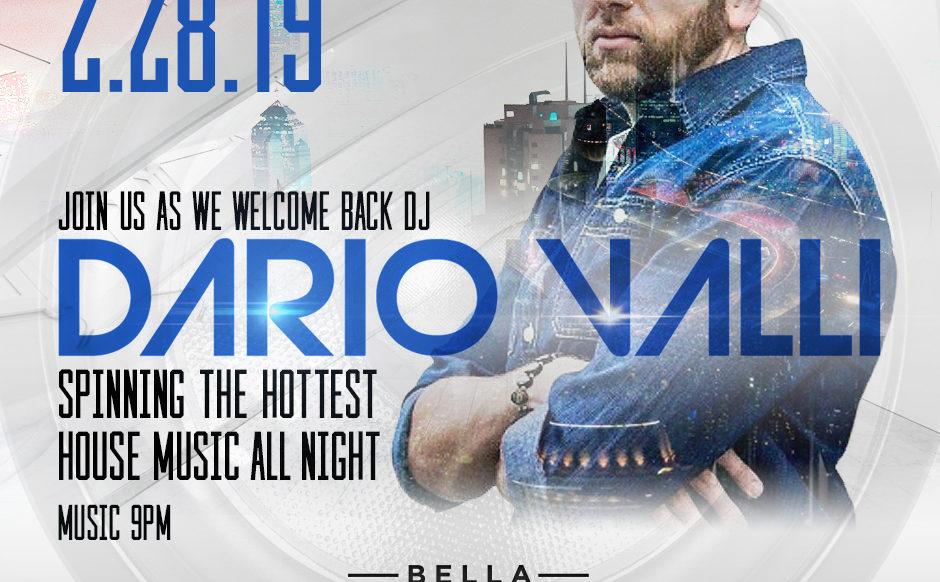 DJ Dario Valli