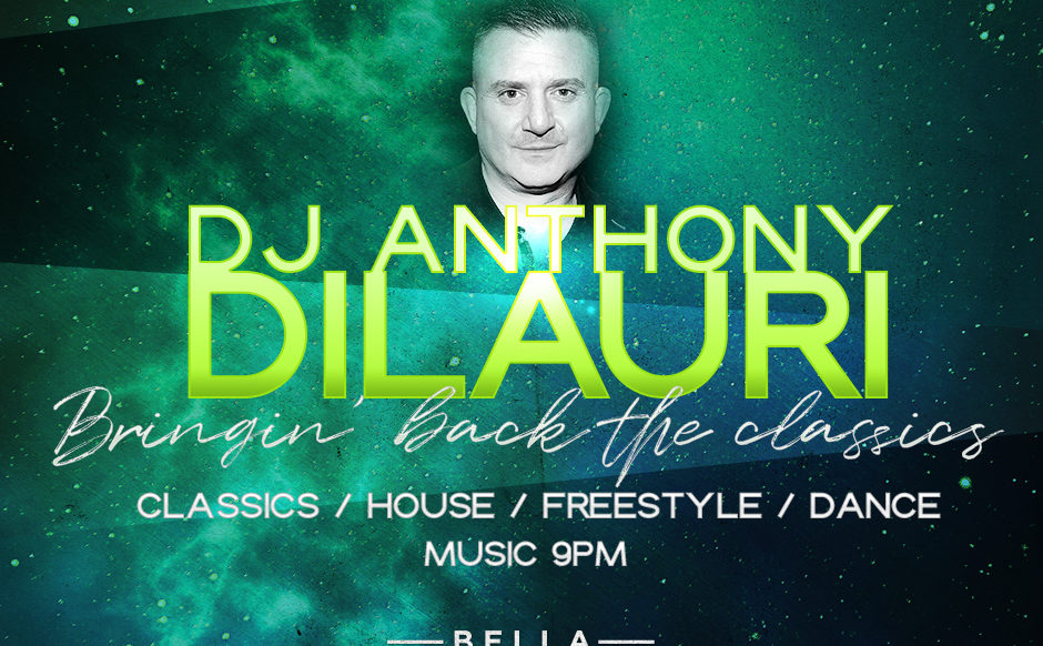 DJ Anthony DiLauri - March 28th, 2019