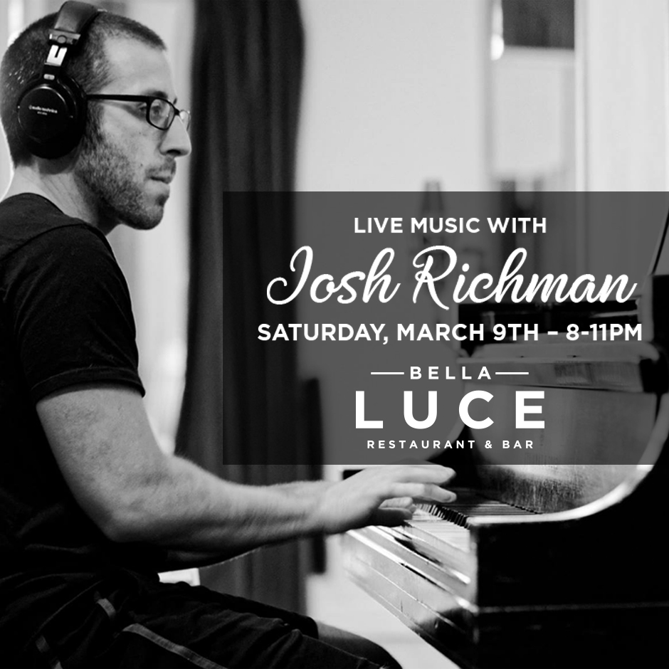 Josh Richman - Saturday, March 9th, 2019