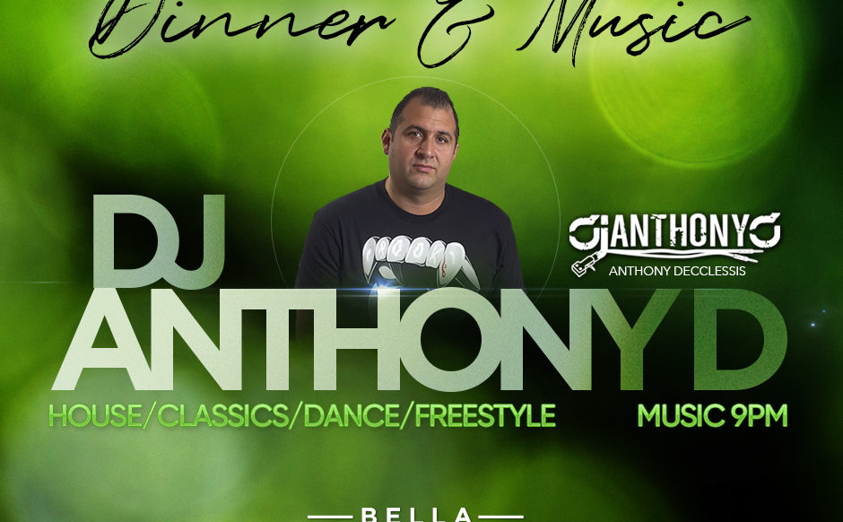 April 18th, 2019 - DJ Anthony D