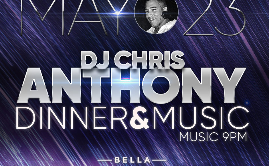 DJ Chris Anthony - May 23rd, 2019