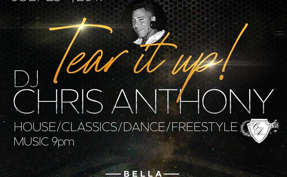 DJ Chris Anthony - July 25th, 2019