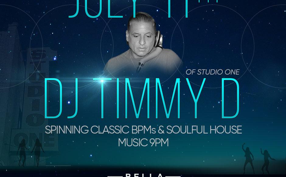 DJ Timmy D - July 11th, 2019
