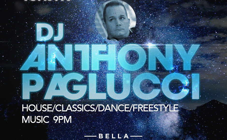 DJ Anthony Paglucci - October 17th, 2019