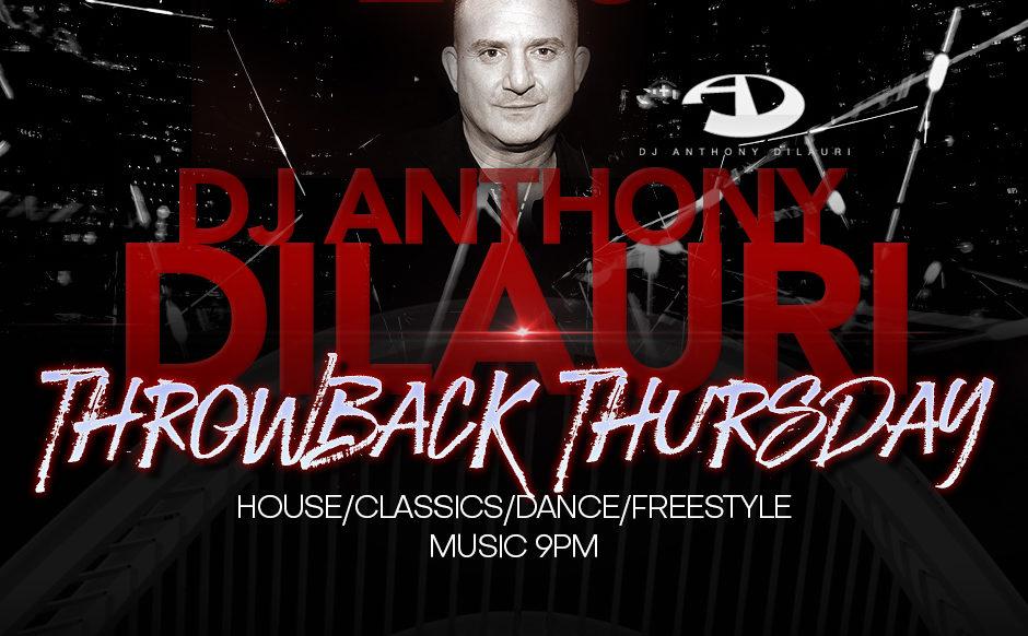 DJ Anthony DiLauri Feb 6th, 2020