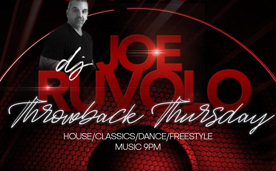Dj Joe Ruvolo - January 16th, 2020